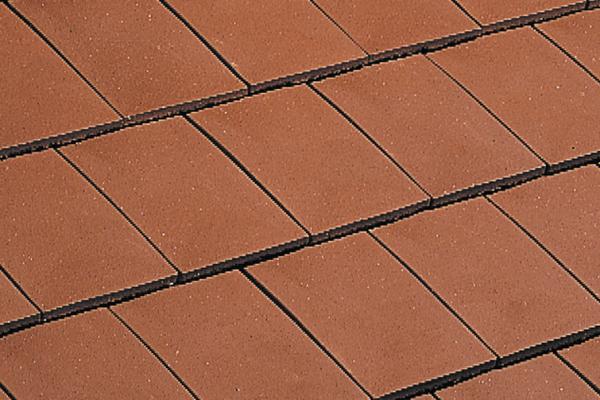 Dachówka ceramiczna Imerys Arboise Rectangulaire Vieilli Masse