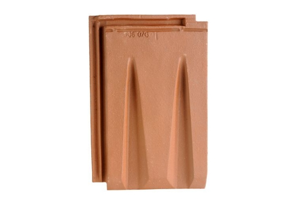 Dachówka ceramiczna RHONA 10 - Rouge   Edilians-Zamarat