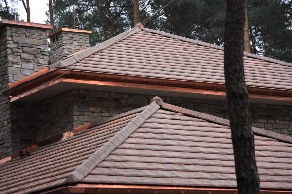 Dachówka ceramiczna ALPHA 10 Ste Foy- Chevreuse