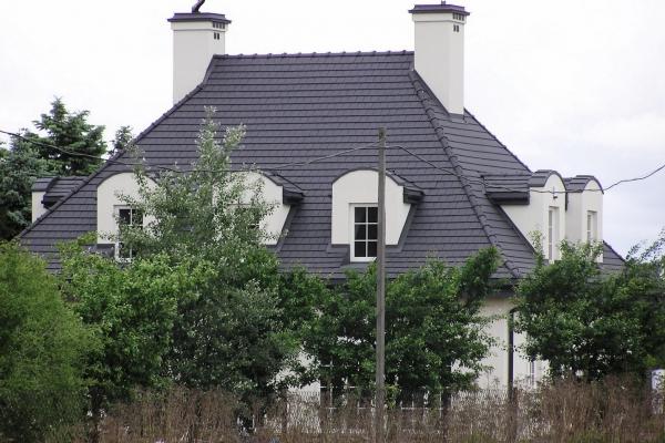 Dachówka ceramiczna Beauvoise Huguenot - Ardoise