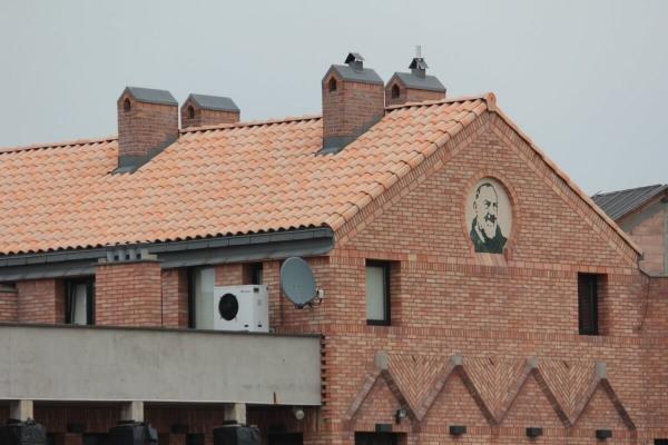 Dachówka ceramiczna Plein Sud Gelis- Littoral Flamme   Edilians-Zamarat