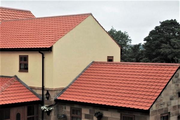 Dachówka ceramiczna MONOPOLE 1 - Rouge