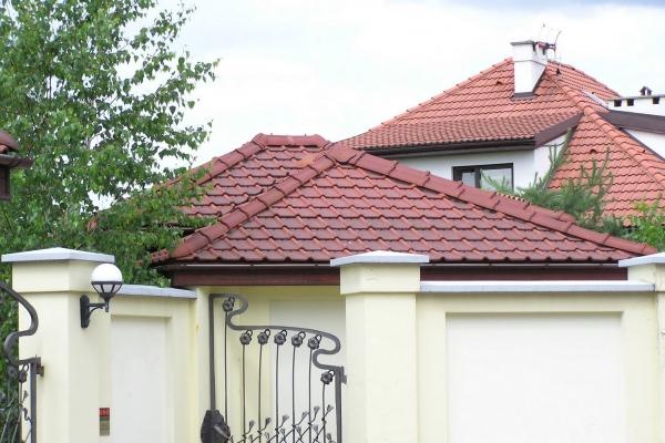 Dachówka ceramiczna MONOPOLE 1 - Amarante Rustique