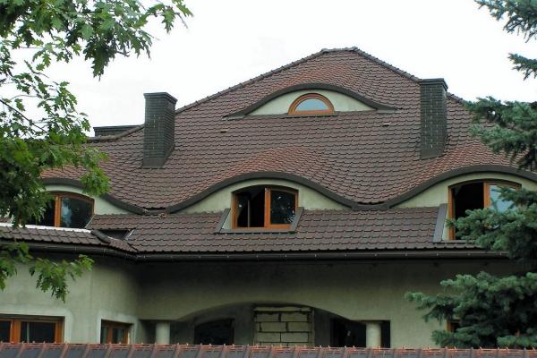 Dachówka ceramiczna MONOPOLE 1 - Vieilli Masse
