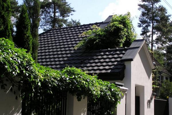 Dachówka ceramiczna H10 Huguenot- Ardoisé