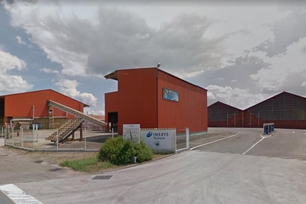 Dachówki POUDENX- Fabryka St. Geours d`Auribat