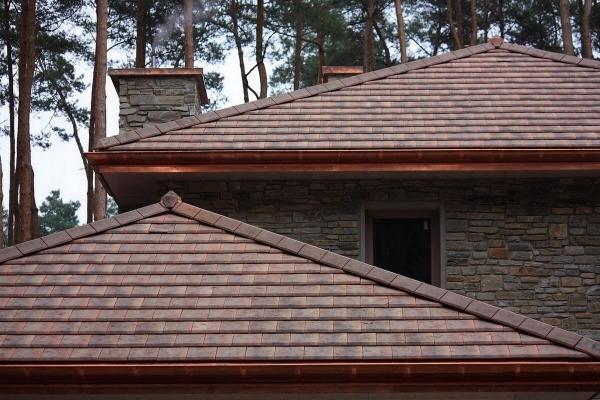 Dachówka ceramiczna ALPHA 10 chevreuse