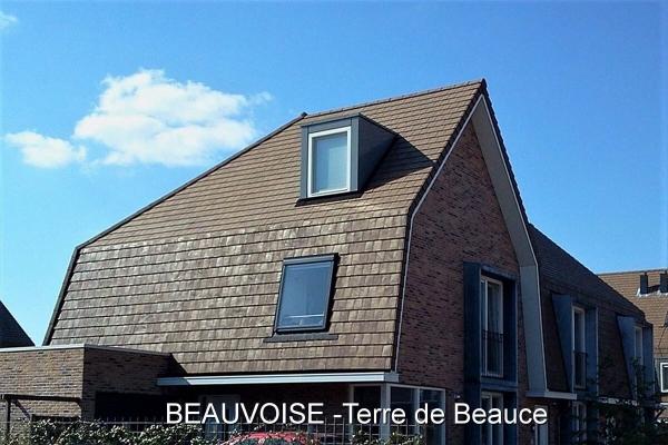 Dachówka BEAUVOISE - Terre de Beauce