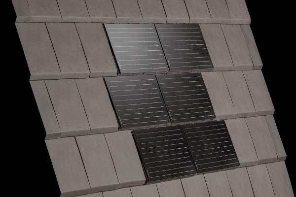 Dachówka ALPHA SOLAR Ardoise i dachówka ceramiczna ALPHA 10 Ardoise | Edilians-Zamarat(5)