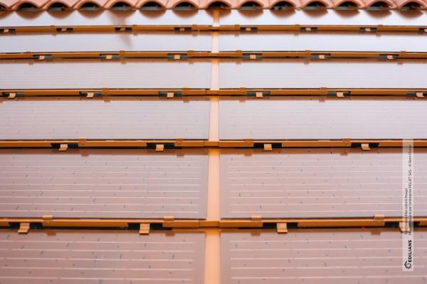 Dachówka solarna MAX Rouge i dachówka ceramiczna Canal Gironde | Edilians-Zamarat (1)