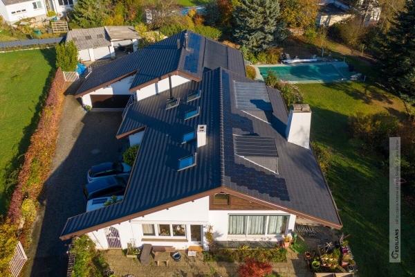 Dachówka HP10 Solar i dachówka ceramiczna  HP10 Ardoise | Edilians-Zamarat(2)