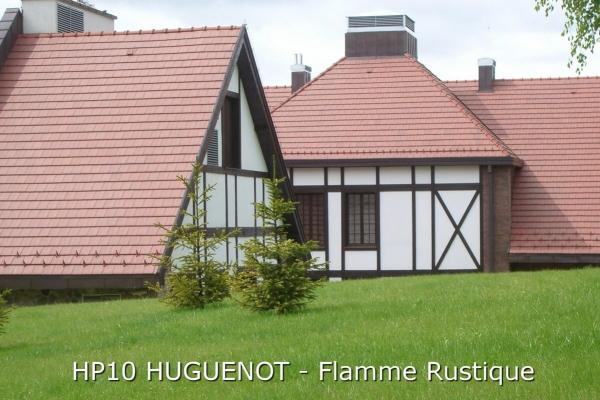 Dachówka ceramiczna HP10 Flamme Rustique   Edilians-Zamarat