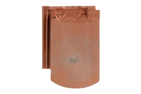 Dachówka ceramiczna ARBOISE ECAILLE - Rouge Ancien   Edilians-Zamarat