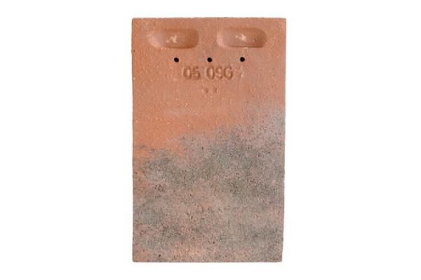 Dachówka ceramiczna PLATE PRESSE 17X27 - Rouge Etna   Edililians-Zamarat