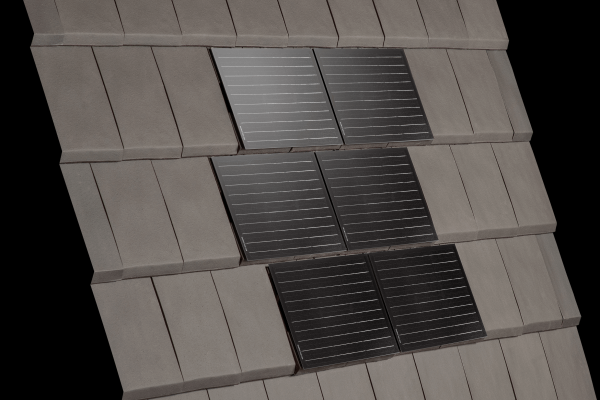 Dachówka ALPHA  SOLAR Ardoise i dachówka ceramiczna ALPHA 10 Ardoise | Edilians-Zamarat(4)