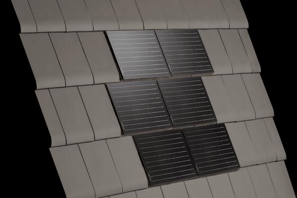 Dachówka HP10 SOLAR Ardoise i dachówka ceramiczna HP10 Ardoise