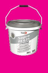 Sopro - PF* Jednoskładnikowa fuga do kostki brukowej