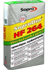 SoproDur® HF 264 Wielofunkcyjna zaprawa klejowa – wysokowytrzymała
