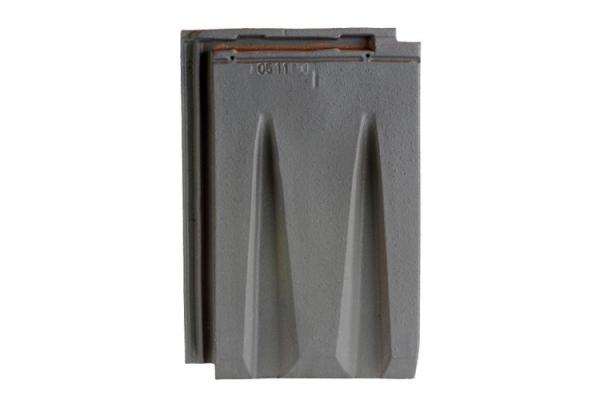 Dachówka ceramiczna Rhona 10 - Ardoisé  | Edilians-Zamarat