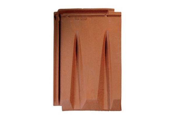 Dachówka ceramiczna RHONA 10 - Rouge  | Edilians-Zamarat