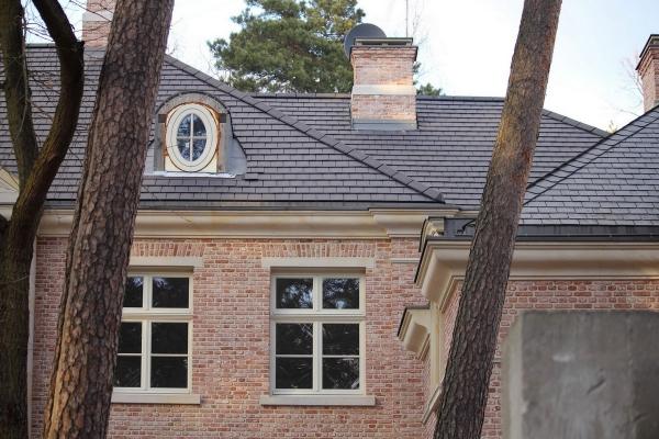 Dachówka ceramiczna Beauvoise Huguenot - Ardoisé