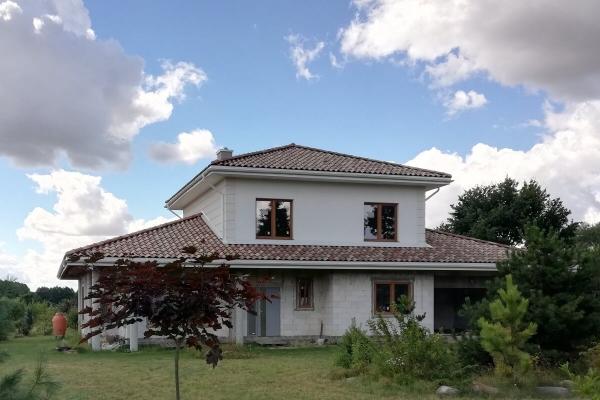 Dachówka ceramiczna  Omega 10 Ste Foy - Terre de Adhemar \ Edilians-Zamarat