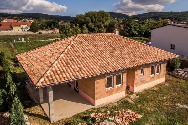 Dachówka ceramiczna Plein Sud Gelis- Littoral Flamme, Mediterranea, Emporda,