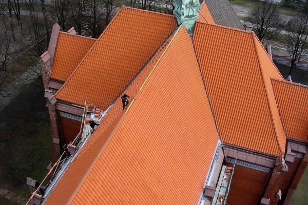 Dachówka ceramiczna Mediane Plus- Rouge