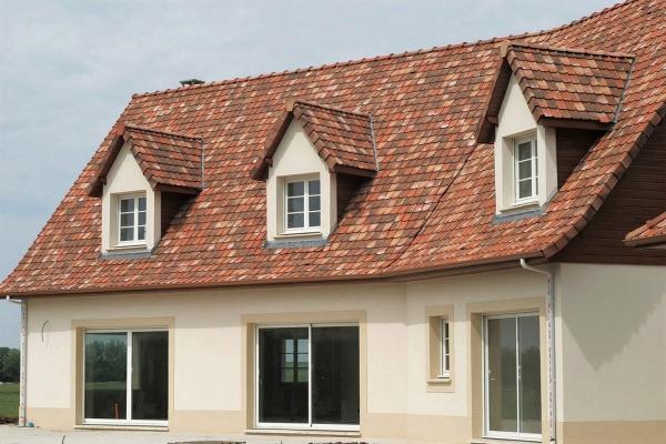 Dachówka ceramiczna MONOPOLE 1 - Vieux Nord