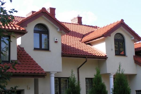 Dachówka ceramiczna H2 Huguenot - Rouge