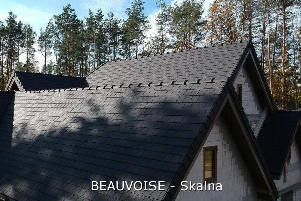 Dachówka ceramiczna Beauvoise - Skalna   Edilians-Zamarat
