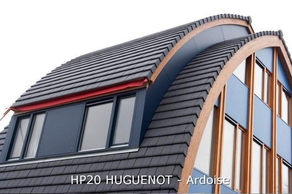 Dachówka ceramiczna HP 20 - Ardoise  Edilians-Zamarat