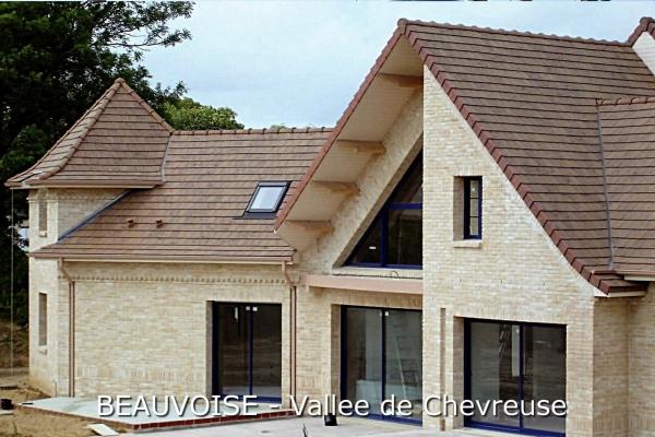 Dachówka ceramiczna BEAUVOISE - Valle de Chevreuse | Edilians-Imerys