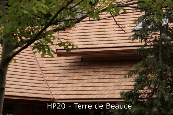 Dachówka ceramiczna HP20 Terre de Beauce | Edilians-Zamarat