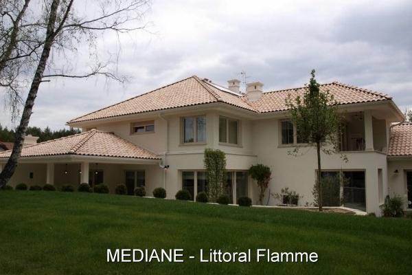 Dachówka ceramiczna MEDIANE PLUS Littoral Flamme | Edilians-Zamarat