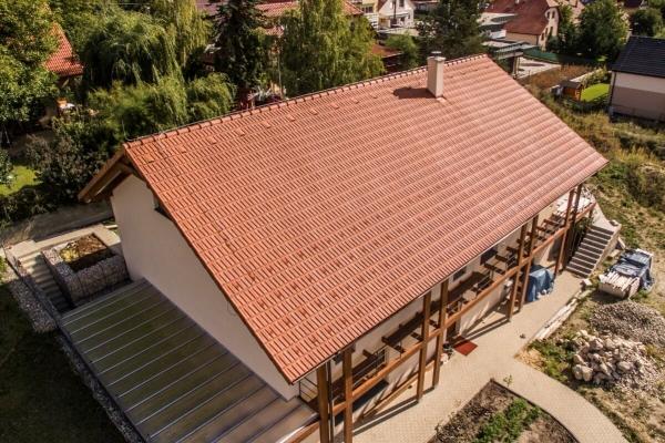 Dachówka ceramiczna RHONA 10 - Ardoise | Edilians - Zamarat