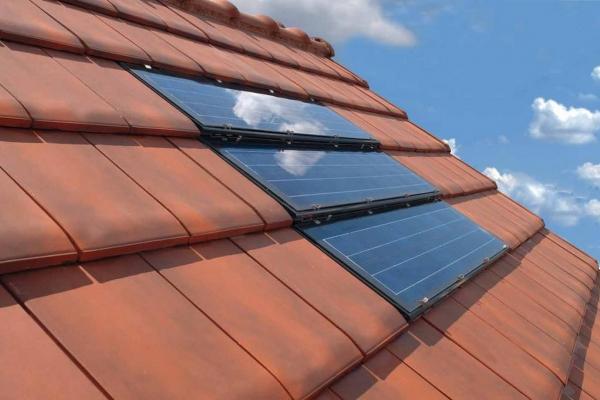 Dachówki Fotowoltaiczne PV i dachówki HP10