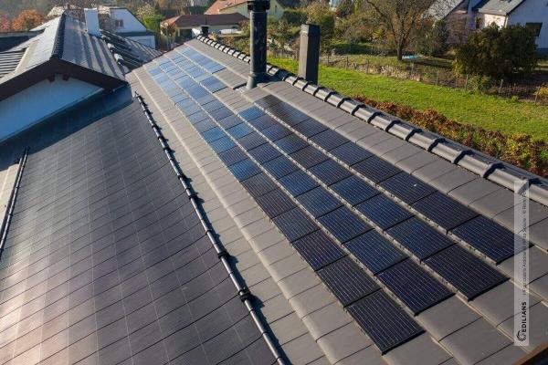 Dachówka HP10 Solar i dachówka ceramiczna  HP10 Ardoise | Edilians-Zamarat