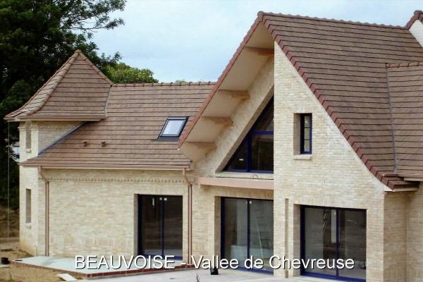 Dachówka ceramiczna Beauvoise - Valle de Chevreuse   Edilians-Zamarat