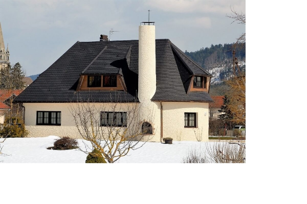 Dachówka ceramiczna Plate 20X30 - Ardoise   Edilians   Zamarat