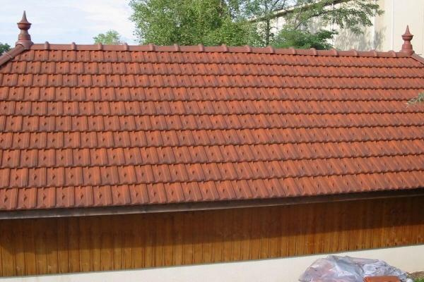 Dachówka ceramiczna Losangee - Flamme Rustique | Edilians-Zamarat