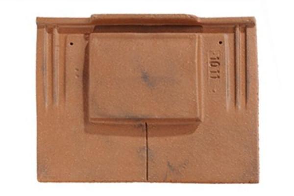 Dachówka ceramiczna NEOPLATE - Rouge Nuance | Edilians-Zamarat