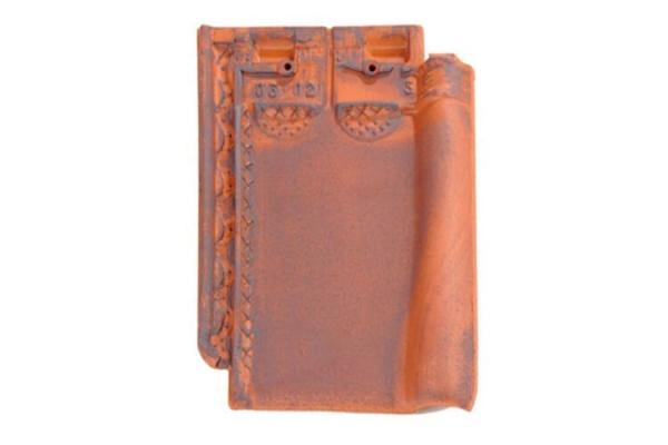 Dachówka ceramiczna MONOPOLE 1 - Amarante Rustique   Edilians-Zamarat