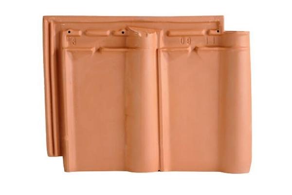 Dachówka ceramiczna ARTOISE - Rouge | Edilians-Zamarat