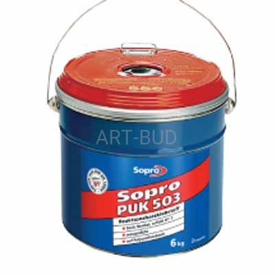 Sopro - Klej - PUK 503 Klej poliuretanowy Składnik A + B